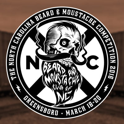 On the Road with Renegade Priest: The North Carolina Beard and Moustache Competition
