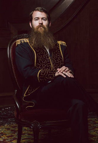 BEARD TALK WITH BEARDSMAN JAMES L. DORAN