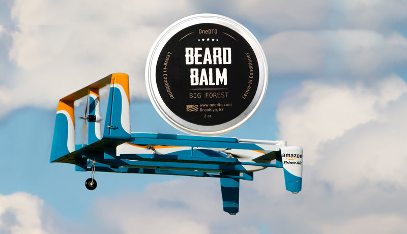 Beard Balm From the Sky?