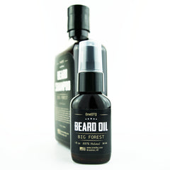Beard Growth Oil - Big Forest - OneDTQ - Best Beard Care  - 3