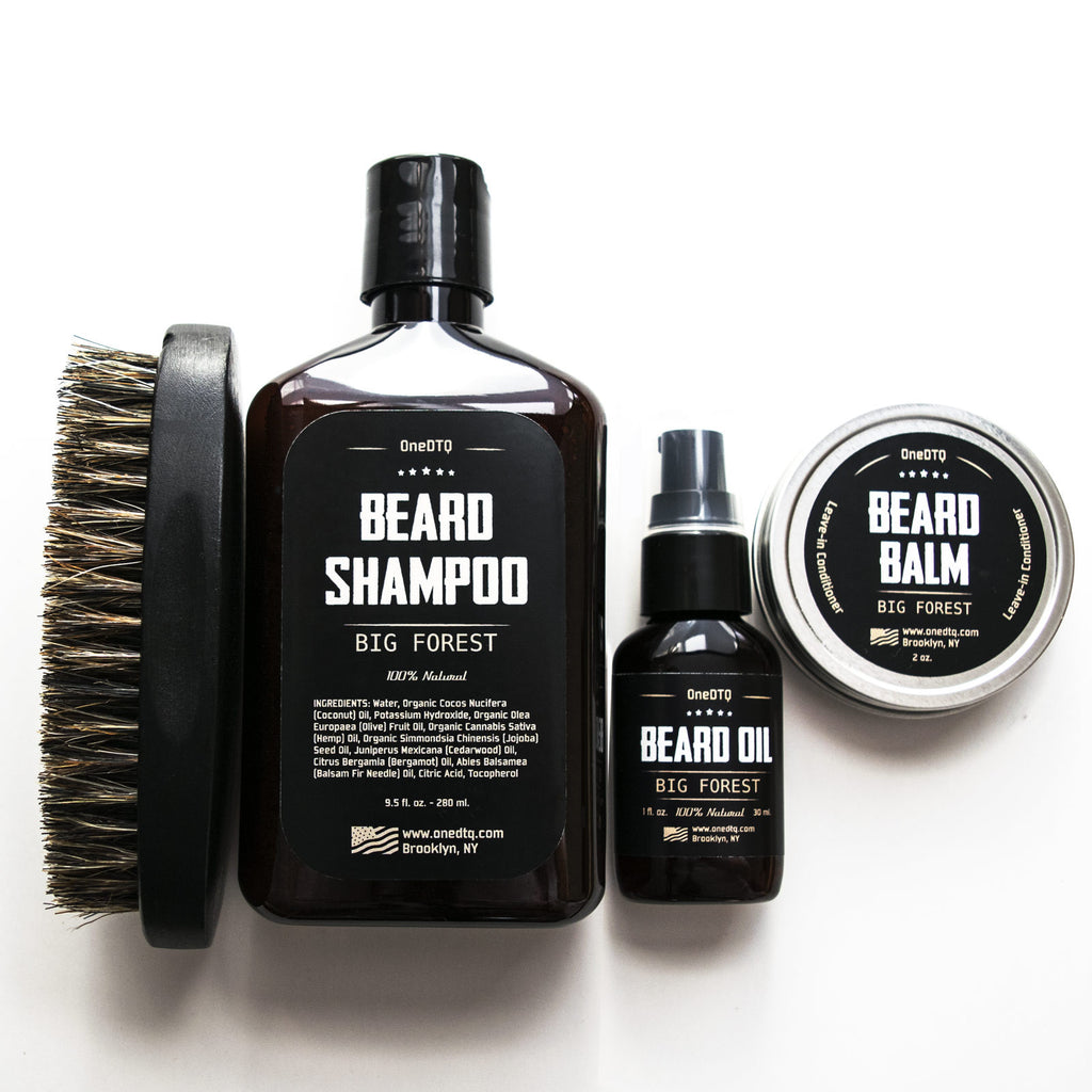 Men Beard Oil for Styling Smoothing and Protect Cypress Gentlemen Beard Care Products 30ML Free