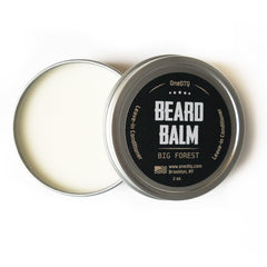 Beard Balm - Big Forest - by OneDTQ - Best Beard Care