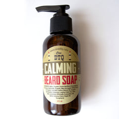 Beard Grooming Kit: Calming Beard Soap, Beard Oil & Mustache Wax - OneDTQ - Best Beard Care  - 2