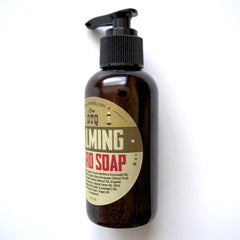 Beard Grooming Kit: Calming Beard Soap & Beard Oil - OneDTQ - Best Beard Care  - 3