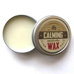 Mustache Wax - Calming Blend - OneDTQ - Best Beard Care  - 1