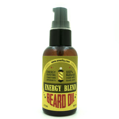 Beard Oil Triple Set: Energy, MOJO & Calming - OneDTQ - Best Beard Care  - 4