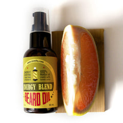 Beard Oil - Energy Blend Beard Moisturizer - by OneDTQ - Best Beard Care