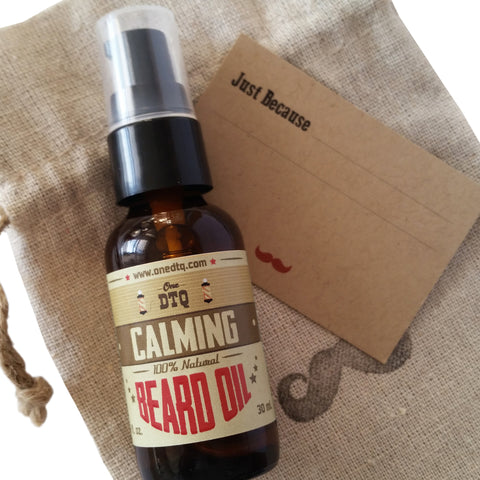 OneDTQ Just Because Beard Care Gift - Calming - by OneDTQ - Best Beard Care