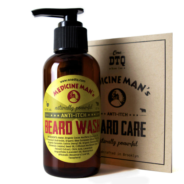 Medicine Man's Anti-Itch Beard Wash
