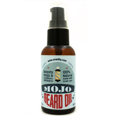 Beard Oil Triple Set: Energy, MOJO & Calming - OneDTQ - Best Beard Care  - 2