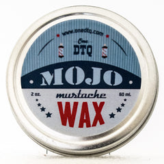 MOJO Mustache Wax - OneDTQ - Best Beard Care  - 2
