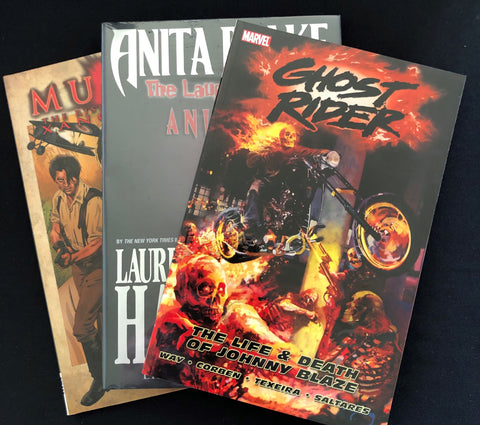 Horror Graphic Novel Sampler Gift Set