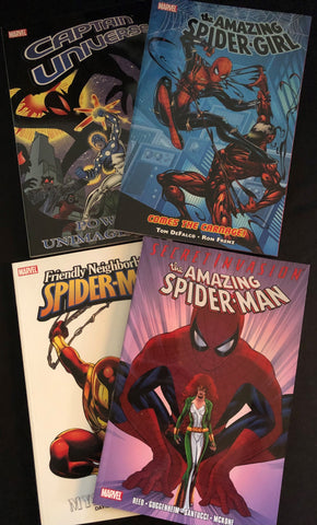 Spider-Man and his Amazing Friends Graphic Novel Gift Set