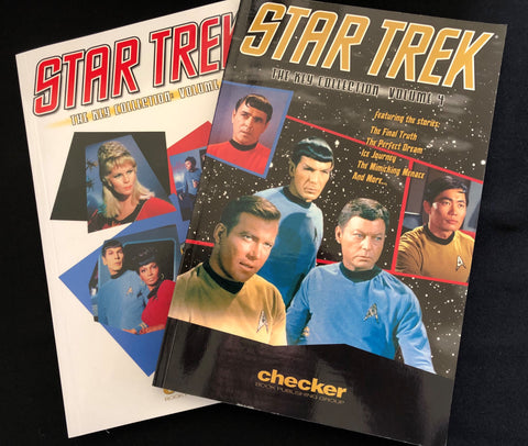Star Trek Graphic Novel Sampler Gift Set