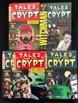 Tales From The Crypt Graphic Novel 5 Pack Bundle Gift Set
