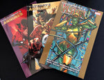 Marvel's Ultimate Comics Graphic Novel Gift Set featuring the Avengers & the X-Men