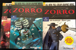 Disney's Zorro Graphic Novel Gift Set