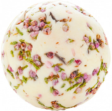 Bath bomb, cotton & Jasmine