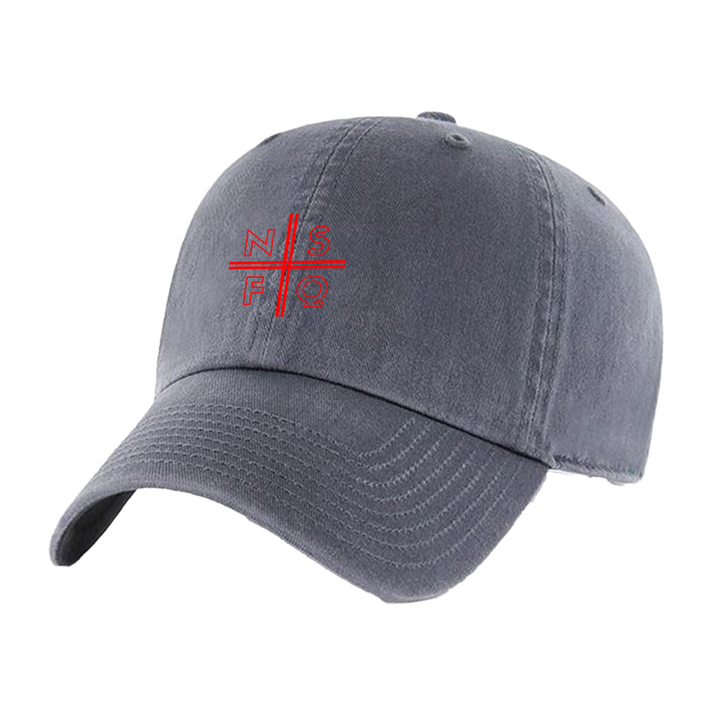 NSFQ '47 Cap - Red Logo