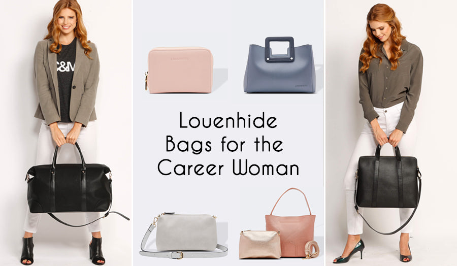 Must Have Handbags for the Fashion Conscious Career Woman