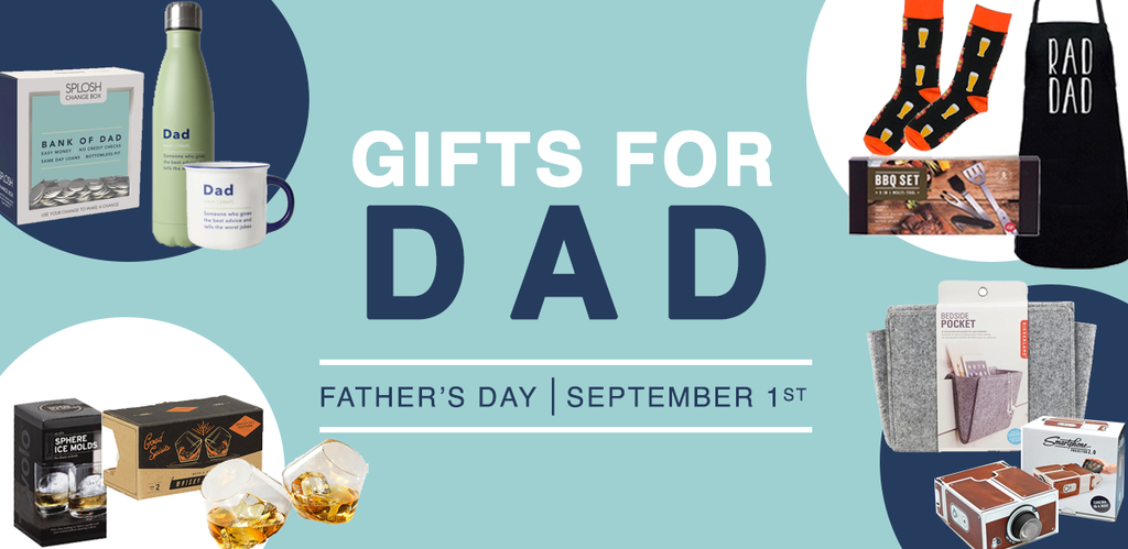 Great Father's Day Gift Ideas 2019