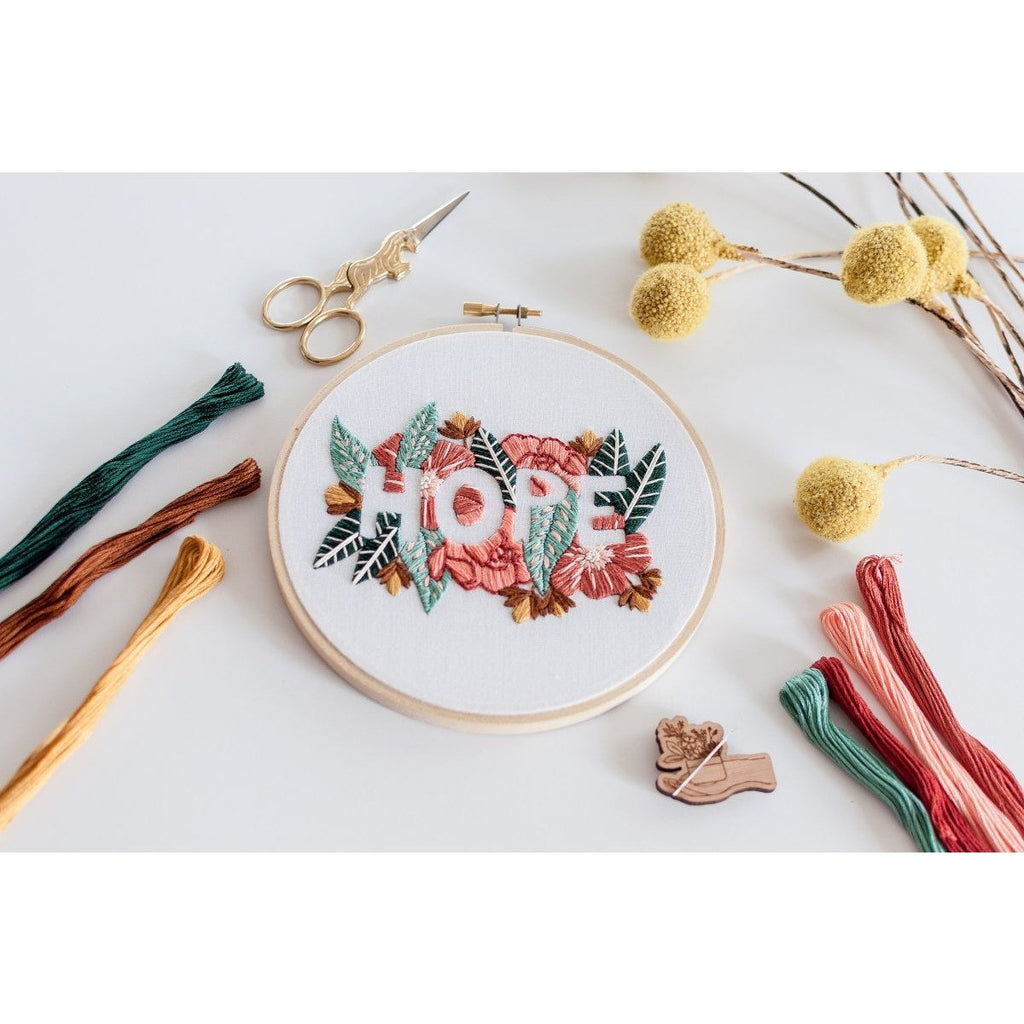 DIY Embroidery by Brynn&Co!