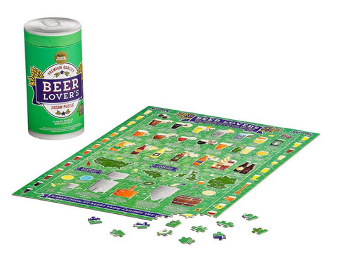 beer lovers jigsaw