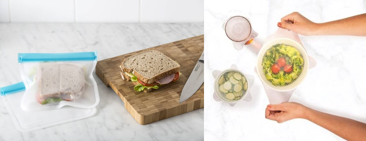 reusable food wrap ecopocket is gift