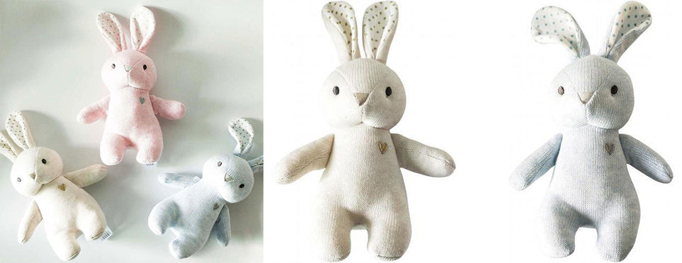 bunny toys kids children babies easter