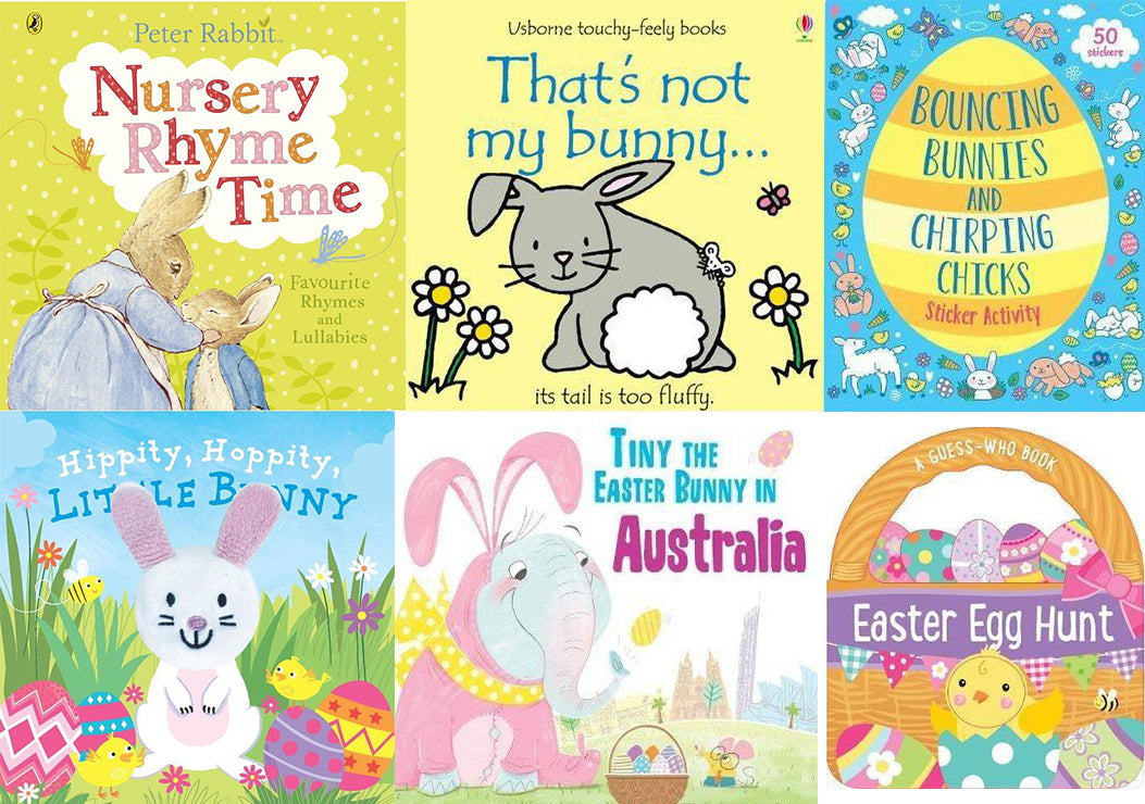 easter books kids and children