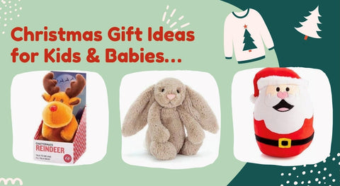 Best Christmas Gifts For Kids and Babies