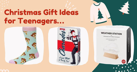 Best Christmas Gifts For Teenagers