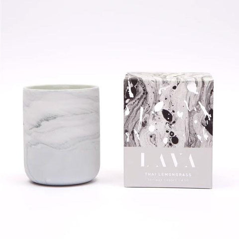 lava serenity candle