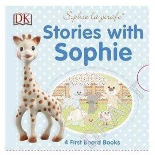 Stories With Sophie The Giraffe