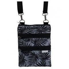Palm Leaf 3 Zip Bag