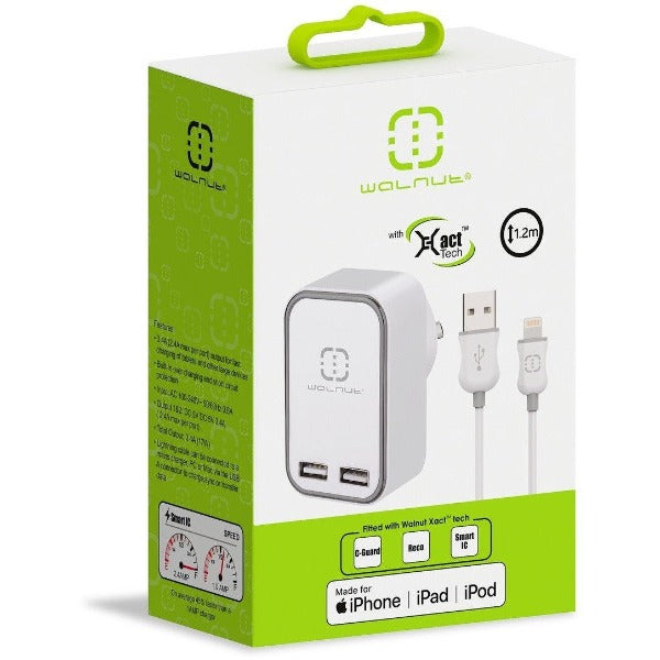 Wall Charger iPhone Cable