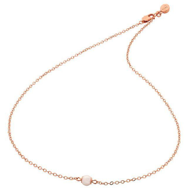 Liv Rose Gold Necklace