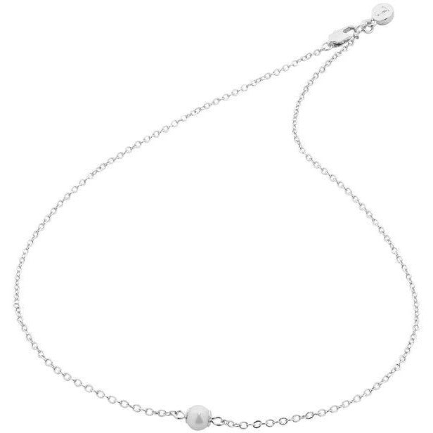 Liv Silver Necklace