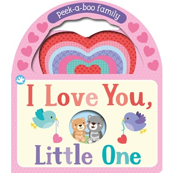 Little Me I love You Little One Book
