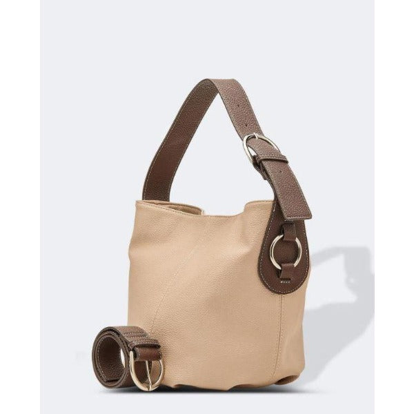 Louenhide Putty Vegan Leather Bag