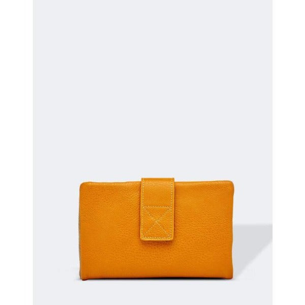 Bailey Mustard Wallet