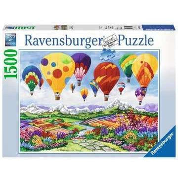 Air Balloon 1500 Piece Ravensburger Puzzle