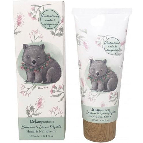 Renee Treml Sitting Wombat Hand Cream
