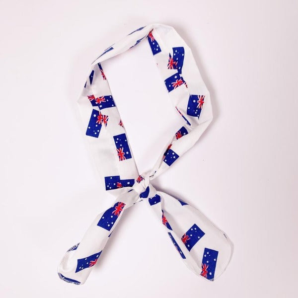 Body Cooler Aussie Flag Scarf