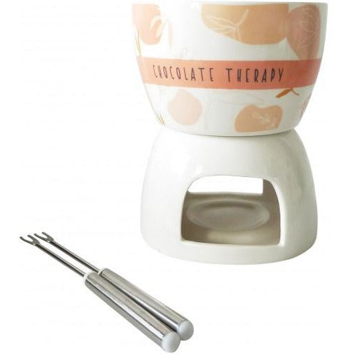 Chocolate Therapy Fondue Set