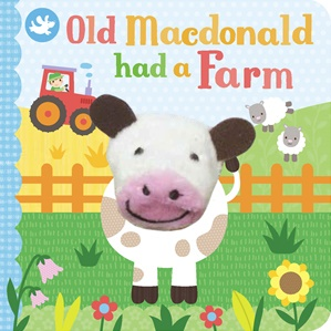 Old MacDonald Finger Puppet Book