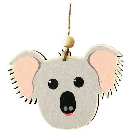Koala hanging decoration