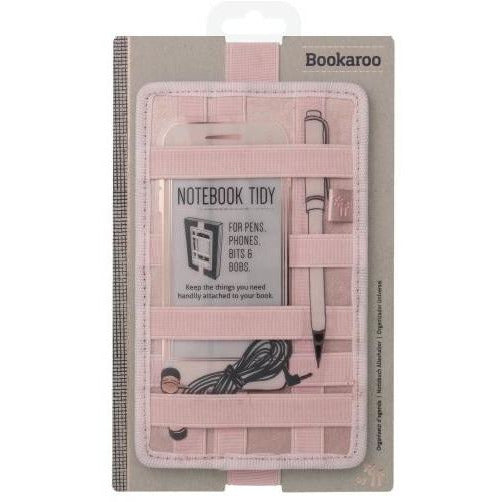Pink Notebook Tidy