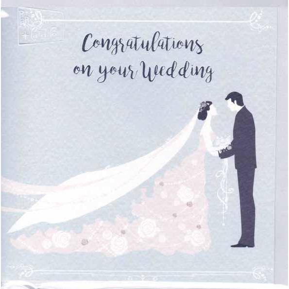 Wedding Congratulations Gift Card