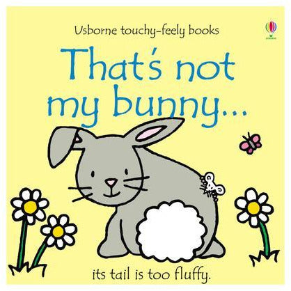That's Not My Bunny Book